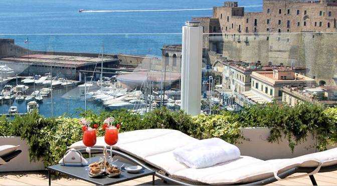Excelsior Hotel in Naples | In Holiday & In Luxury Experience
