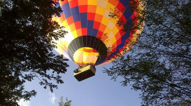 Hot-air Balloon | Keywords | In Holiday & In Luxury Experience